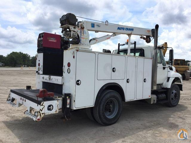 2009 INTERNATIONAL G940B Service  Utility Trucks INTERNATIONAL 7400 SBA Equipment Sales Inc. 18207 on CraneNetwork.com